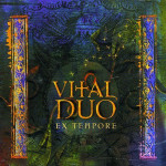 CD Ex Tempore by VITAL DUO (Musea records)