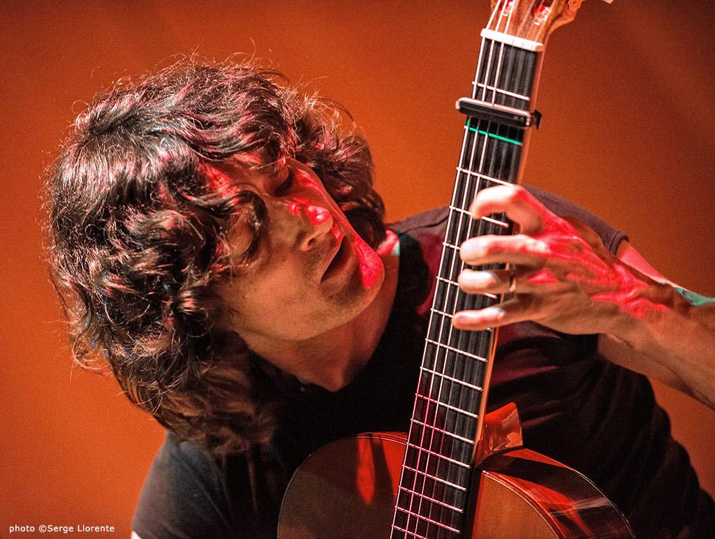 Jean-Luc Payssan et la Guitare Classique Alhambra