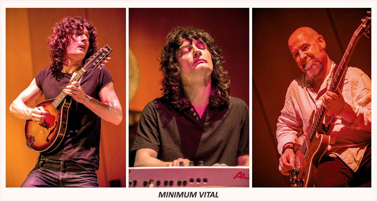 Minimum Vital en version trio