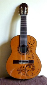 Guitare Soprano Francisco 70
