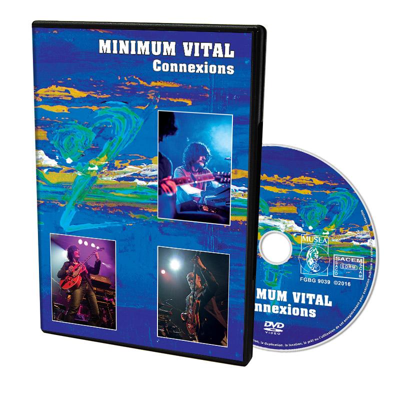 Jaquette dvd connexions
