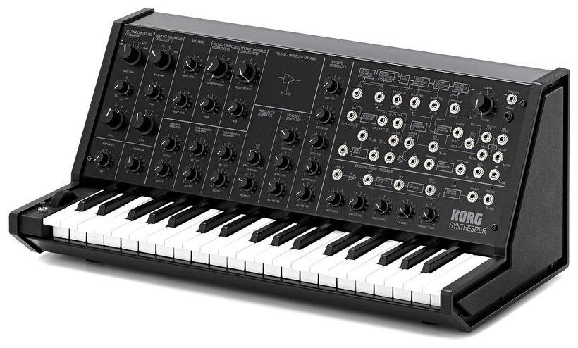 clavier Korg MS20 mini