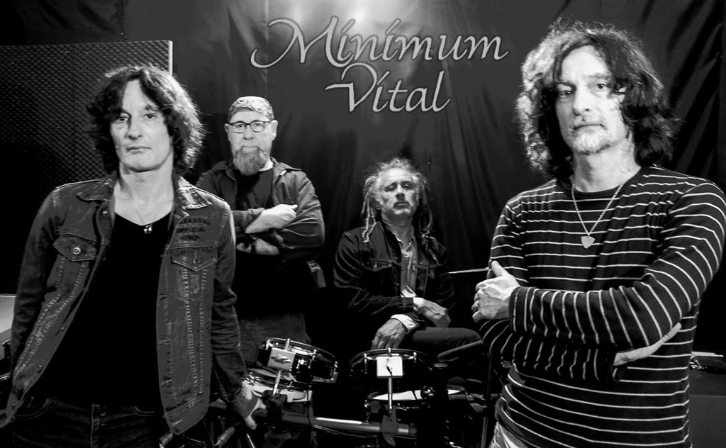 Minimum Vital 2019, en quartet