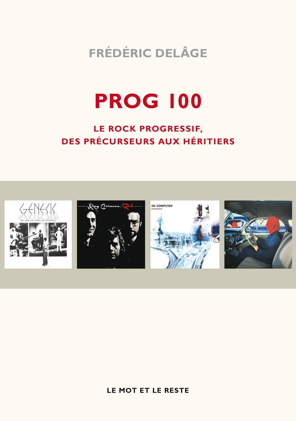Prog 100 par Frédéric Delage